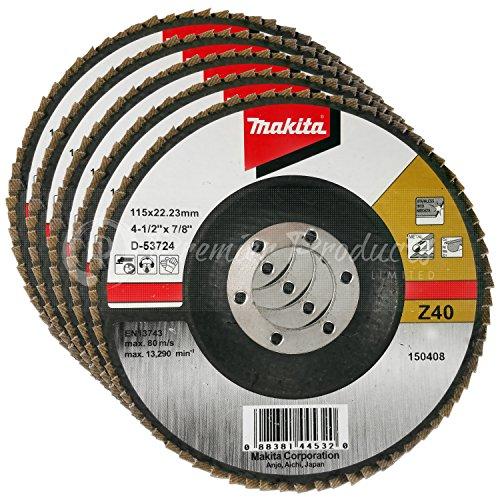 4 1 2 angle grinder sanding disc - 2