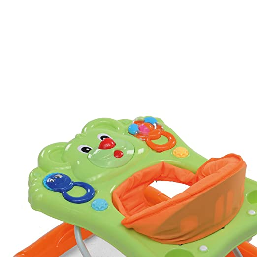 FP Young 9301726500 Girello In-Giro - Andador Arancio Verde
