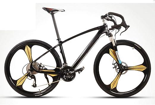 LAI Bicicleta de Carretera, Bicicleta de montaña, 26 Pulgadas, 30 velocidades, Velocidad Variable, Doble Disco, Frenos de Disco, Hombres y Mujeres, Bicicleta, Montar al Aire Libre, Adulto: Amazon.es: Deportes y aire libre
