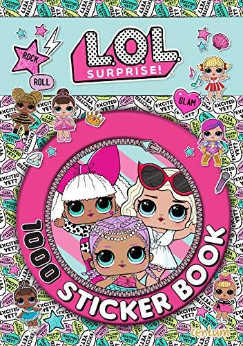 Price comparison product image LOL Surprise! 1000 Sticker Book