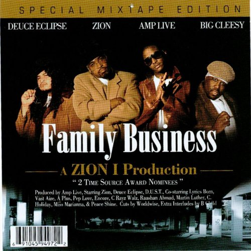 Family Business (Special Mixta...