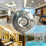 JULLISON 4 Inch LED Recessed Down