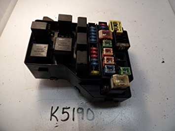 Amazon.com: 01 02 03 VOLVO V40 40 SERIES FUSEBOX FUSE BOX RELAY UNIT on