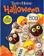 Taste of Home Halloween Mini Binder: 100+ Freaky Fun Recipes & Crafts for Ghouls of All Ages