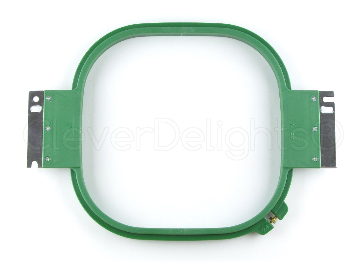 Embroidery Hoop - 24cm (9.5) - For Tajima, Toyota, and PRO Commercial Embroidery Machines Generic 3437895