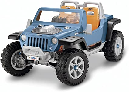 Jeep Power Wheels Hurricane