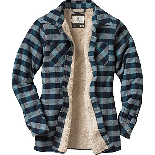 Flannel Womens Jacket - 9