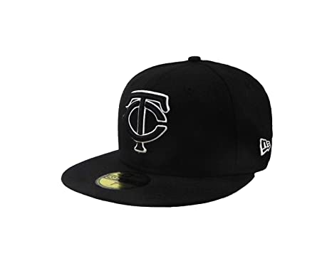 new arrivals 65ef6 df2bd New Era 59fifty Fitted Hat Minesota Twins  quot Tc quot  Baseball ...