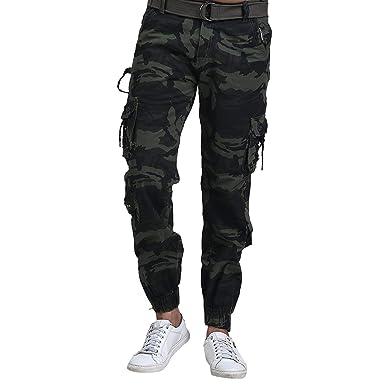 fashion style unique style shop malik shop Men's Cotton Dori Style Relaxed Fit Zipper Cargo ...