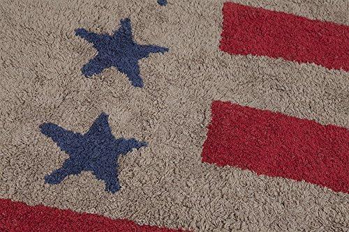 Lorena Canals USA Flag Linen