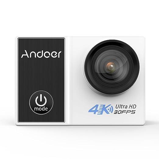 2 opinioni per Andoer C5 Pro 4K / 30fps Macchina Fotografica di Azione 1080P / 120fps 720P /