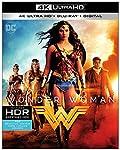 Cover Image for 'Wonder Woman [4K Ultra HD + Blu-ray + Digital HD]'