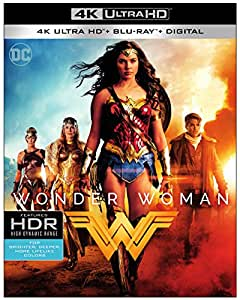 Wonder Woman (2017) (UHD/BD) [Blu-ray]