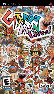 Gitarooman Lives - Sony PSP: Artist Not Provided     - Amazon com