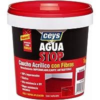 Aguastop ceys M92285 - Impermeabilizante aquastop caucho acrilico