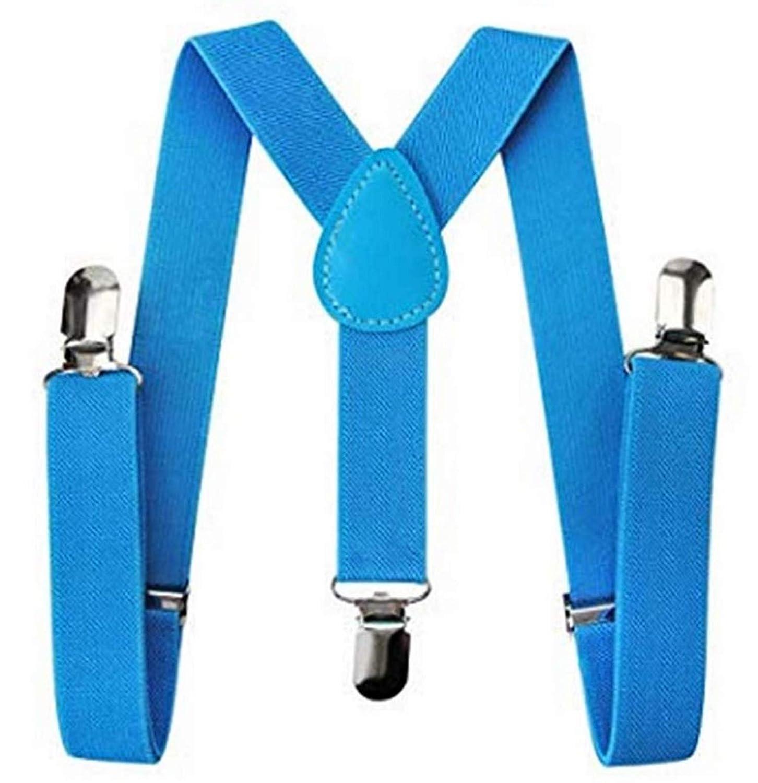 EVRYLON Baby Braces Elastic Adjustable Accessories Baby Stylish Plain