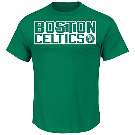 d49156c06 VF Larry Bird Boston Celtics Majestic NBA Custom Throwback Player T-Shirt  (Small)