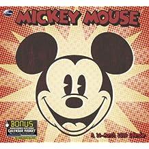 2013 Mickey Mouse Wall Calendar