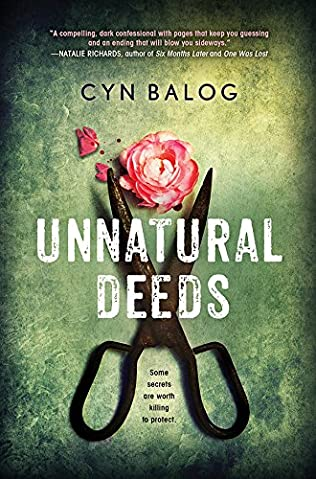 book cover of Unnatural Deeds