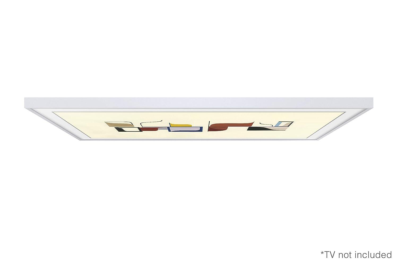 "Samsung 65/"" Customizable Frame TV Bezel White VG-SCFM65WM//ZA"