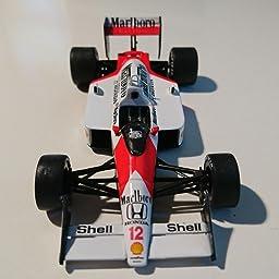 Amazon Co Jp カスタマーレビュー F1マシンコレクション 創刊号 マクラーレンホンダmp4 4 アイルトン セナ 19 分冊百科 モデル付