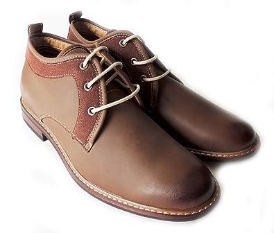 f7049f272519 Amazon.com | NEWFERRO ALDO Mens Ankle Boots Dressy Casual Leather ...