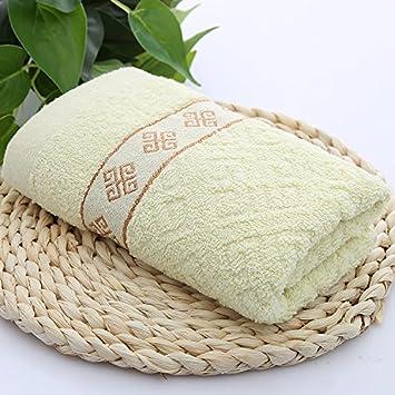 mmynl Pure toallas de algodón de pañuelos hogar cara Toallitas 73 x 33 cm: Amazon.es: Hogar
