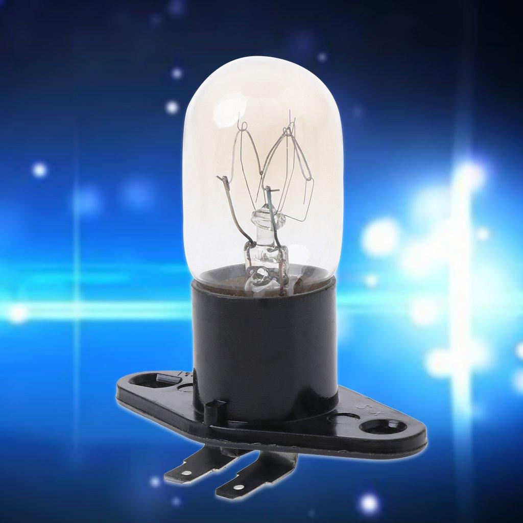 Microondas Global Light Lámpara pistón Base Diseño 250 V 2 A ...