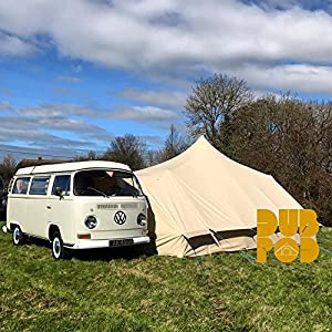 DUBPOD Drive Away Canvas Awning