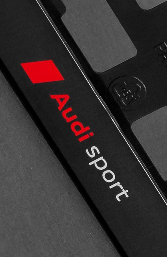 A2 Q5 A8 A6 A5 Q2 Q7 A3 A7 Q3 Coppia di Portamatriculas per sport A1 A4