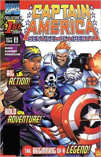 Captain America: Sentinel Of Liberty: Amazon.es: Waid, Mark ...