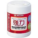 【2004年モデル】ELECOM 強力タイプウェットクリーニングティッシュ30枚入り WC-JU30N