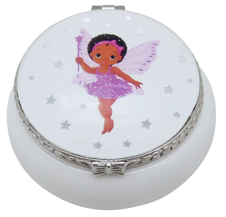 Kids Tooth Fairy and Treasure Jewellery Keepsake Gift Box