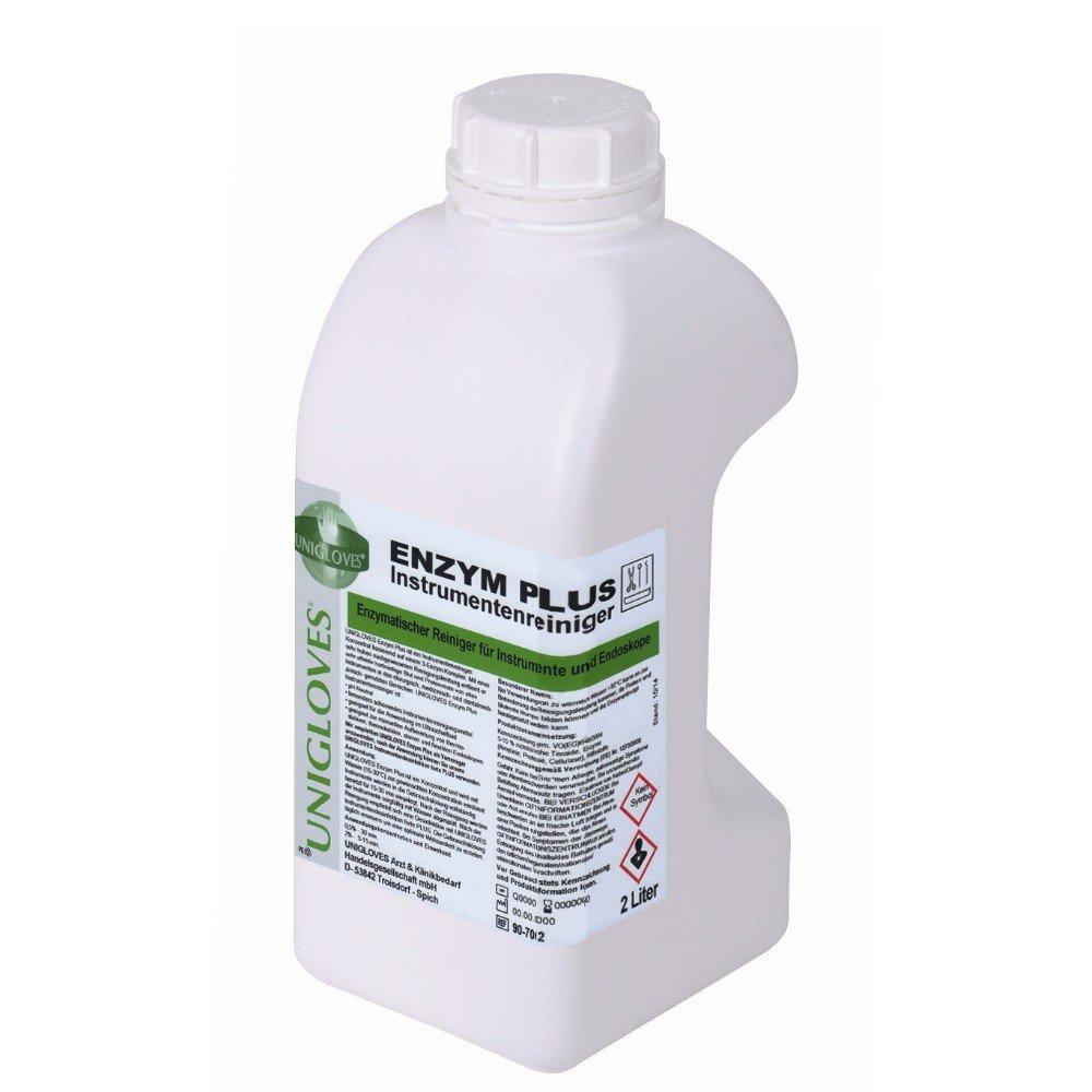 Unigloves enzima Plus Instrumento - Limpiador PH neutro - 10 ...