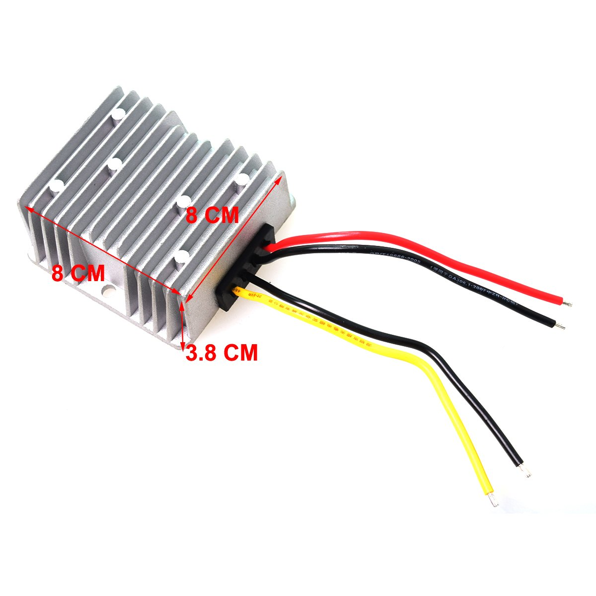 Dc 12v To 24v Step Up Converter Regulator 10a 240w Power Automotive 20v For Audio Amplifier Circuit Supply Adapter Motor Car Truck Vehicle Boat Solar System Etcaccept Dc9