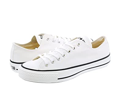 1e85e8bbb63 Amazon | [コンバース] CANVAS ALL STAR J OX WHITE 【MADE IN JAPAN ...