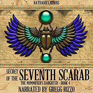 Secret of the 7th Scarab Audiobook