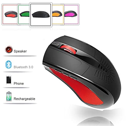 dbd16409086 F-EYE® Wireless Bluetooth Speaking Mouse with: Amazon.in: Electronics