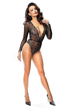 Demoniq Body Axelle Noir  Amazon.fr  Vêtements et accessoires 32d99e0d8d027
