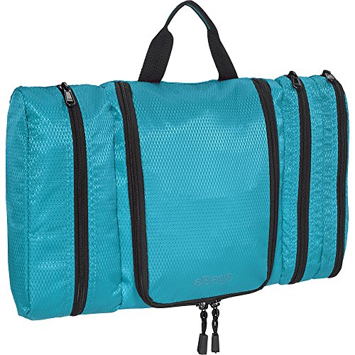 eBags Pack-it-Flat Toiletry Kit (Aquamarine)