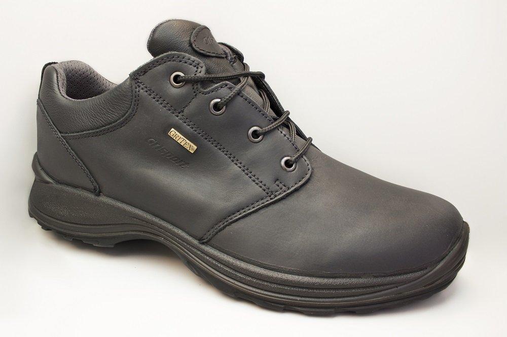 grauport GRS114-38 GRS114-38 GRS114-38 Gritex Schuhe Gritex Größe 38 Schwarz 2 Stück a2eb39