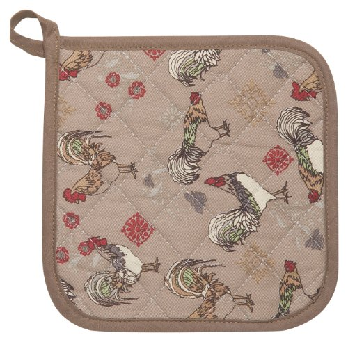 Kitchen Now Designs Potholders Roosters