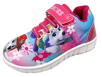 PAW PATROL Baskets Chaussures Enfant fille - Rose 86hV5