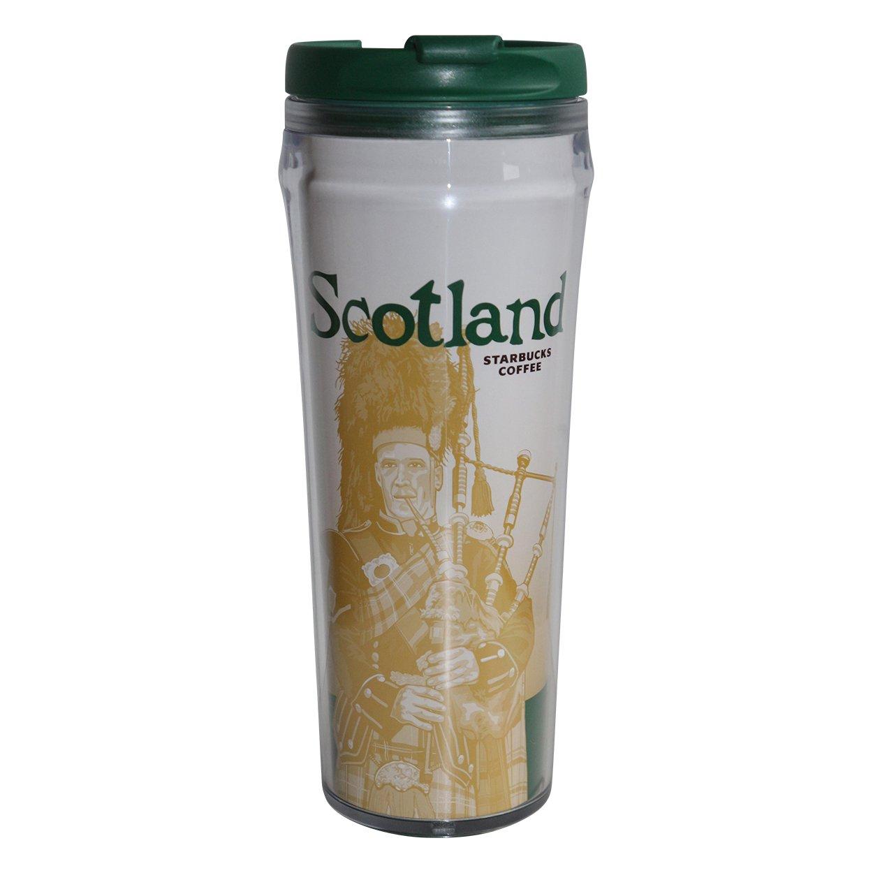 Starbucks Tumbler Schottlnad Scotland Becher Trinkbecher: Amazon.de ...