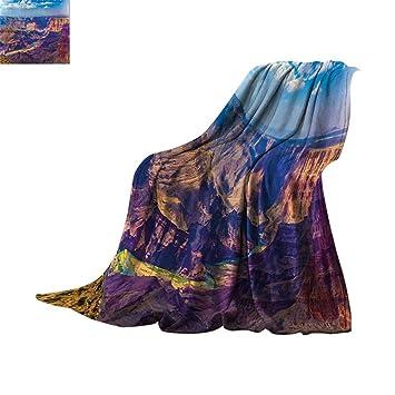 Marvelous Amazon Com Luckyee Digital Printing Blanket House Decor Onthecornerstone Fun Painted Chair Ideas Images Onthecornerstoneorg