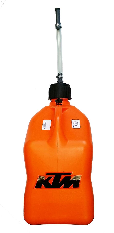 Amazon.com: Marca nuevas KTM de plástico Gas 18 litros de ...