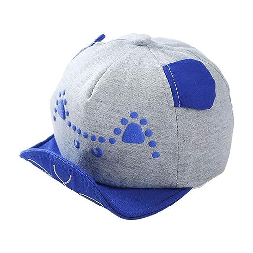 Kanggest.Sombrero de Béisbol Gorro de Bebé Niña Niño 6 Meses -2 ...