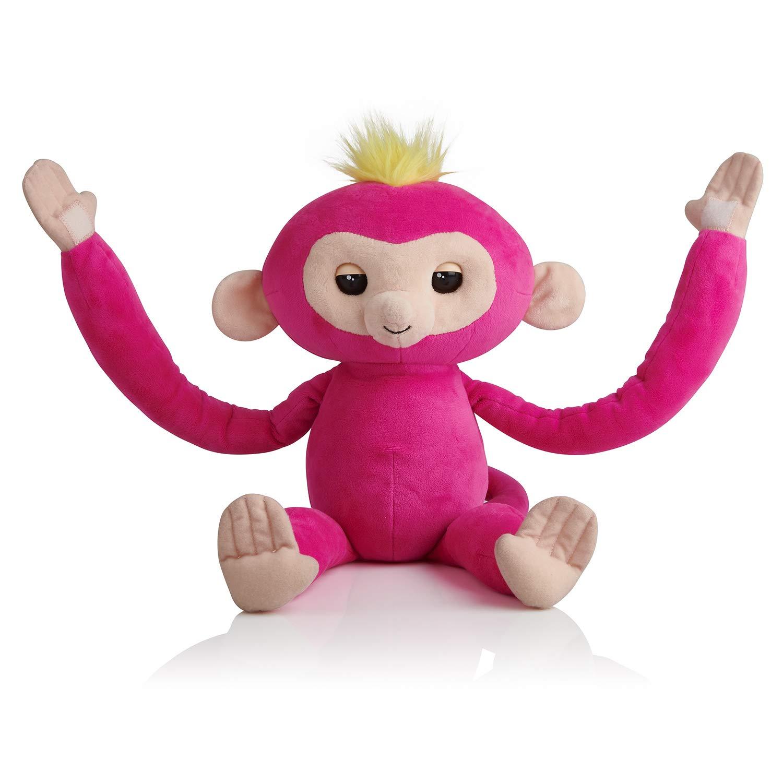 Amazon Com Fingerlings Hugs Bella Pink Advanced Interactive