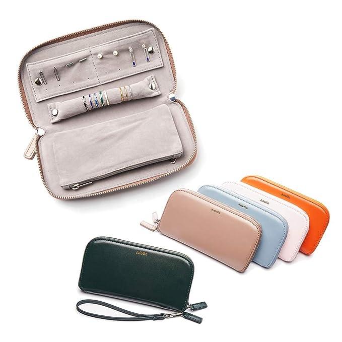 Amazon.com: JULETTE - Bolsa organizadora de viaje para joyas ...