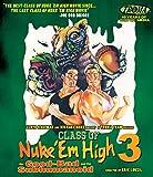 Class Of Nuke 'Em High III: The Good, The Bad And The Subhumanoid (Blu-ray)